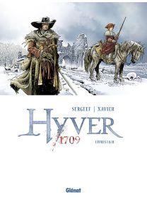 Hyver 1709 - Coffret T01 et 2 - Glénat