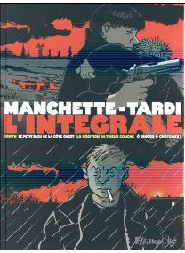 Tardi-Manchette ; intégrale - Futuropolis
