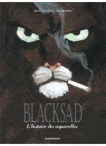 Blacksad Aquarelles - intégrale - tome 0 - Dargaud