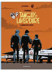 Les aventures de Tanguy et Laverdure - Intégrales - tome 6 - Dargaud