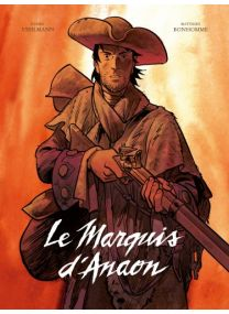 Marquis d'Anaon - intégrale (Le) - tome 0 - Dargaud