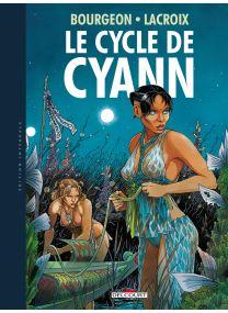 Cycle de Cyann - Intégrale - Delcourt