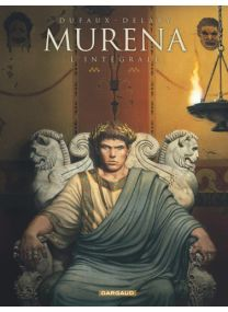Murena - Intégrales - tome 3 - Dargaud