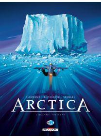 Arctica - Intégrale T01 à T03 - Delcourt