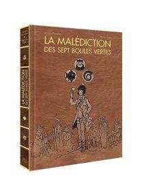 La Malédiction des sept boules vertes - Intégrale - Les éditions Paquet
