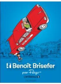 Intégrale Benoît Brisefer - Tome 1 - Le Lombard