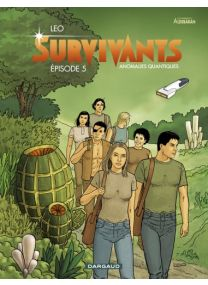 Survivants - tome 5 - Dargaud
