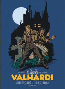 Tome3 : Valhardi, L'intégrale, tome 3 (1950-1954) - Dupuis