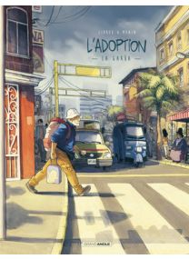 L'adoption - tome 2 - Grand Angle