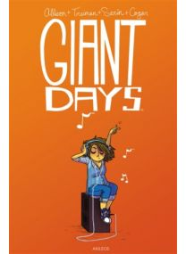Giant days - Akileos