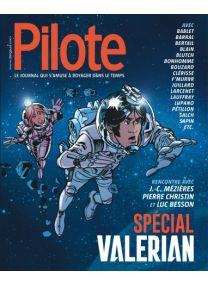 Pilote spécial Valérian - Dargaud