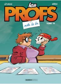 Les profs - tome 19 - Bamboo