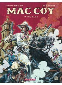 Mac Coy - Intégrales - tome 1 - Dargaud