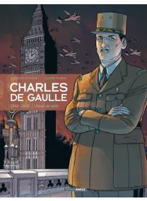 Charles de gaulle - tome 3 - Grand Angle