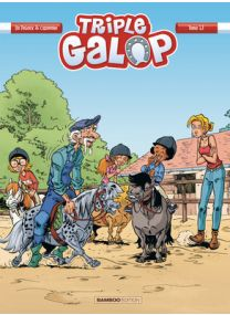 Triple galop - tome 13 - Bamboo