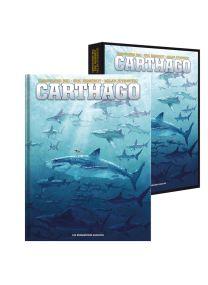 Carthago - Intégrale 10 ans - Tomes 1 à 5 - coffret 3D - Les Humanoïdes Associés