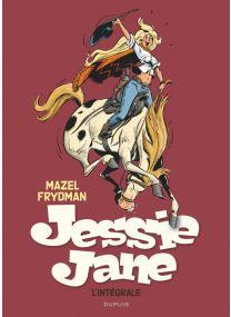 Jessie Jane - L'intégrale - Dupuis