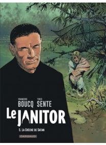 Le Janitor - tome 5 - Dargaud