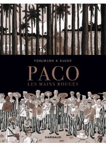 Paco Les Mains Rouges - tome 2 - Dargaud