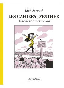 Les cahiers d'Esther - Allary éditions