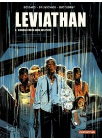 Leviathan - Tome 2 - Casterman
