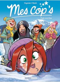 Mes cops - tome 8 - Bamboo