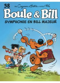 Boule & Bill - tome 38 - Dargaud