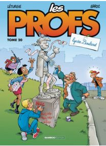 Les profs - tome 20 - Bamboo