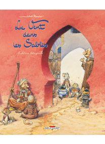 Vent dans les sables - Edition Intégrale - Delcourt