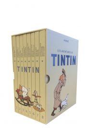 Coffret intégral Tintin - Casterman