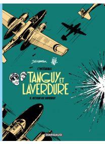 Les aventures de Tanguy et Laverdure - Intégrales - tome 8 - Dargaud