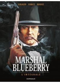 Marshal Blueberry intégrale - tome 0 - Dargaud