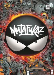 Mutafukaz ; INTEGRALE T.1 A T.5 - Ankama