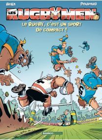 Les rugbymen - tome 16 - Bamboo