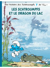 Les Schtroumpfs Lombard - Tome 36 - Le Lombard