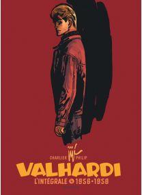 Tome4 : Valhardi, L'intégrale, tome 4 (1956-1958) - Dupuis