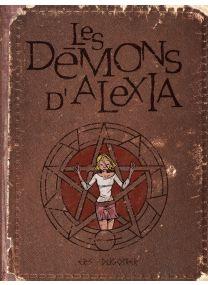 Tome1 : Les démons d'Alexia - L'intégrale (tomes 1 à 4) - Dupuis