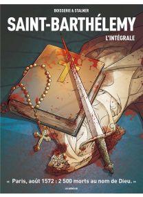 Saint-Barthélemy : l'intégrale - Arenes