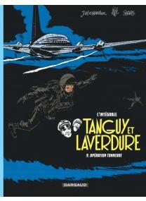 Les aventures de Tanguy et Laverdure - Intégrales - tome 9 - Dargaud