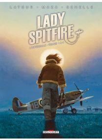 Lady Spitfire Intégrale 01 à 04 - Delcourt