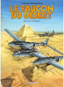 Faucon du désert - Edition intégrale - Delcourt