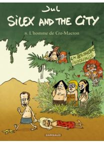 Silex and the city - tome 8 - Dargaud