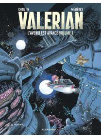 Autour de Valérian - tome 1 - Dargaud