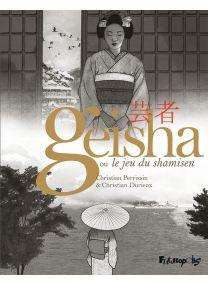 Geisha, ou le jeu du shamisen ; COFFRET T.1 ET T.2 - Futuropolis