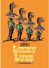 Tome 4 : Lucky Luke - Nouvelle Intégrale, tome 4 - Dupuis