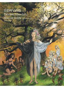 Déesse blanche, déesse noire - Intégrale - Dupuis