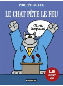 Best of : Tome 6 - Le Chat pète le feu - Casterman