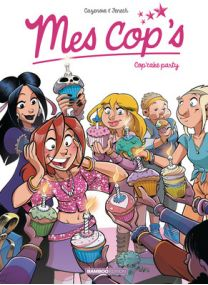 Mes cops - tome 10 - Bamboo