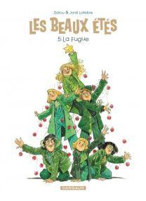 Les Beaux Étés - tome 5 - Dargaud
