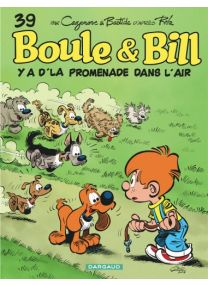 Boule & Bill - tome 39 - Dargaud